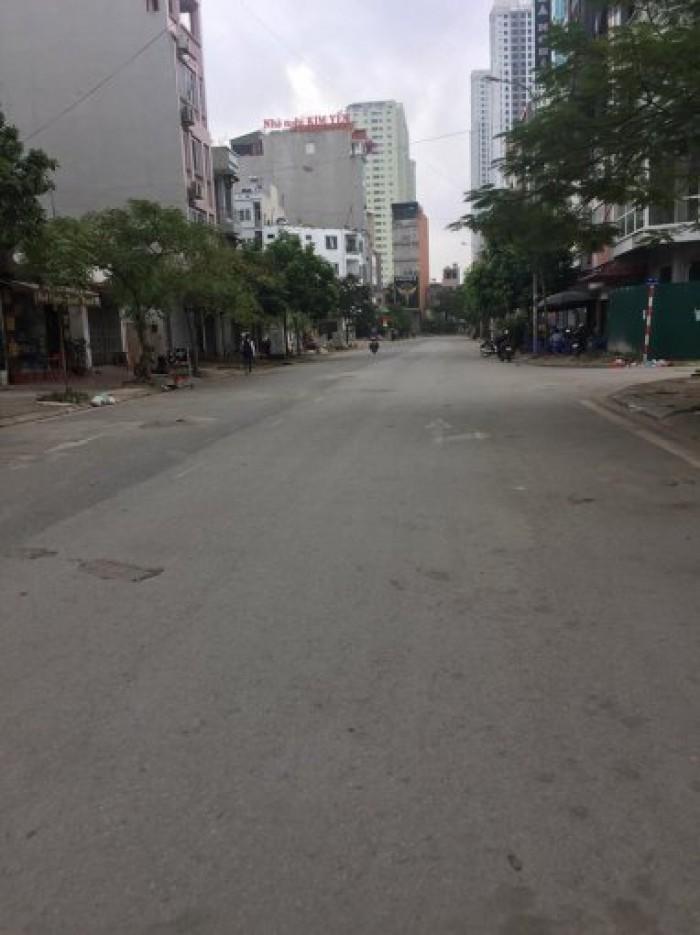Cần bán đất tái định cư Phú Diễn, kinh doanh sầm uất