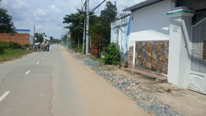 Bán đất thổ cư 80m2 gần đường lê Thị Hà, cách chợ Hóc Môn 1.5km, sổ riêng chính chủ