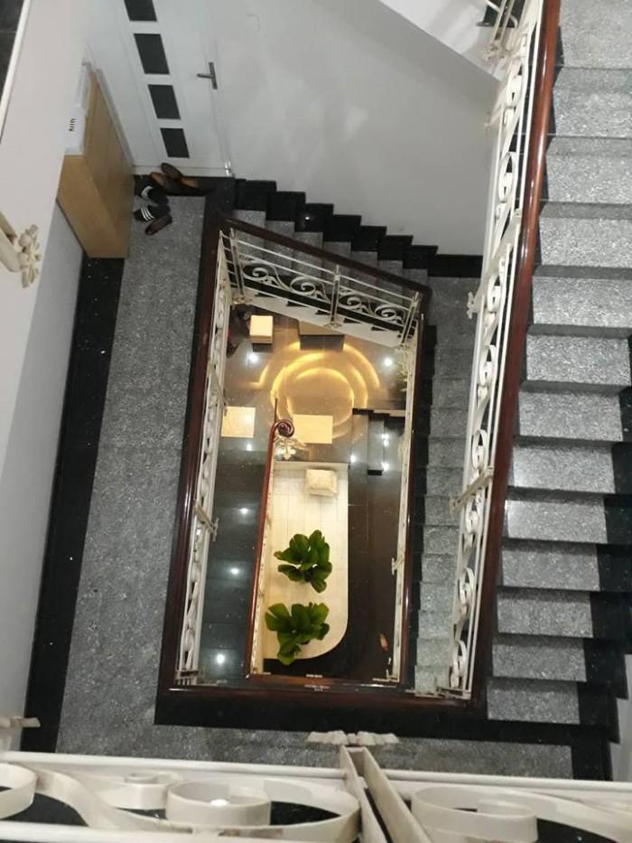 Biệt thự VIP 24 phòng dạng căn hộ dịch vụ cao cấp Tô Hiến Thành, Quận 10