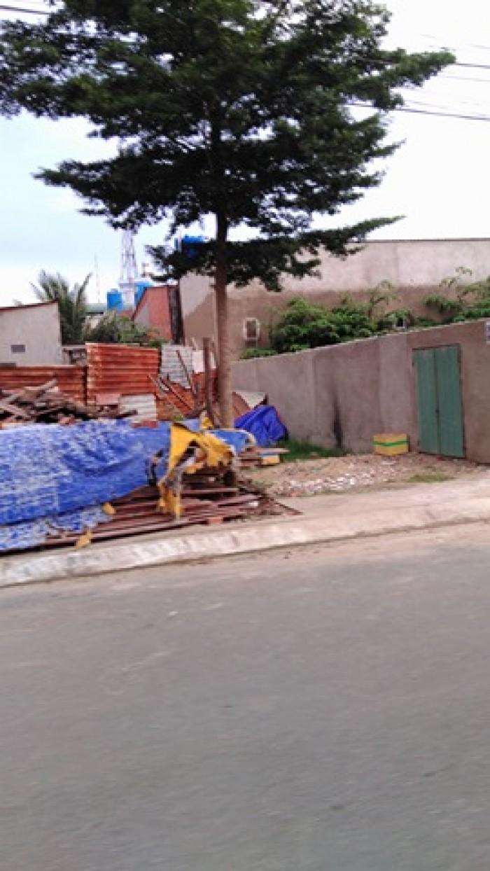 Bán đất thổ cư gần ubnd huyện Hóc Môn dt80m2 sổ riêng chính chủ
