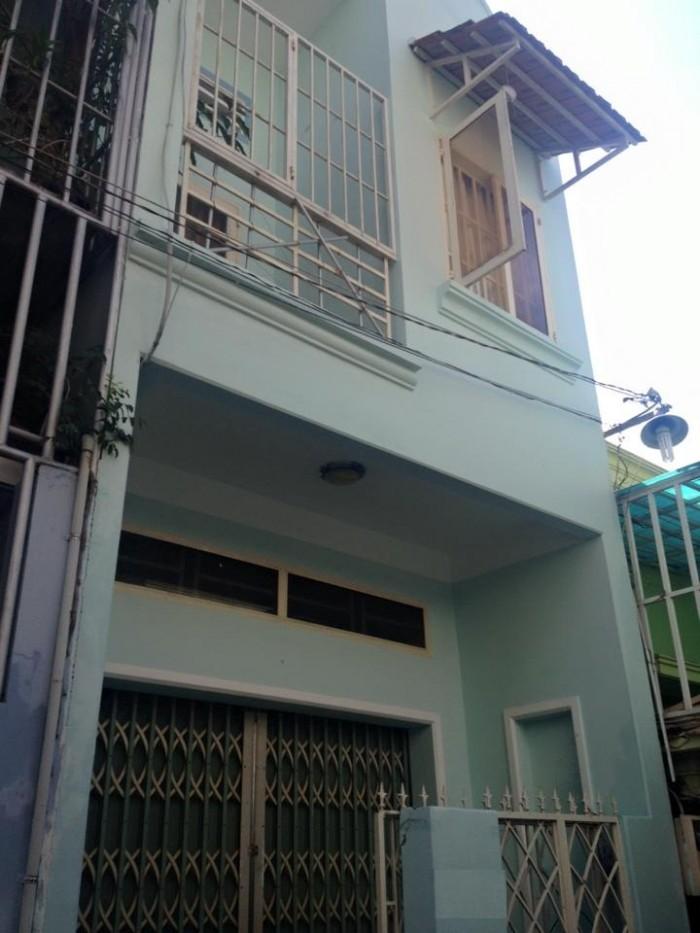 Bán nhà HXH 6m Hậu Giang, 146m2
