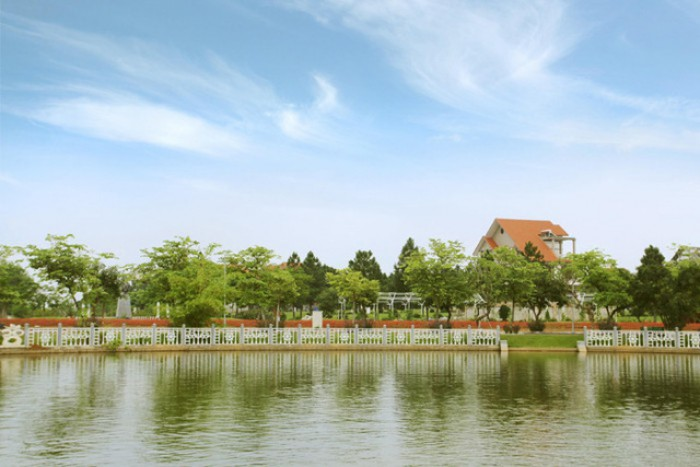 Biệt thự sinh thái Đan Phượng – Khu ĐT đáng sống nhất phía Tây Hà Nội.
