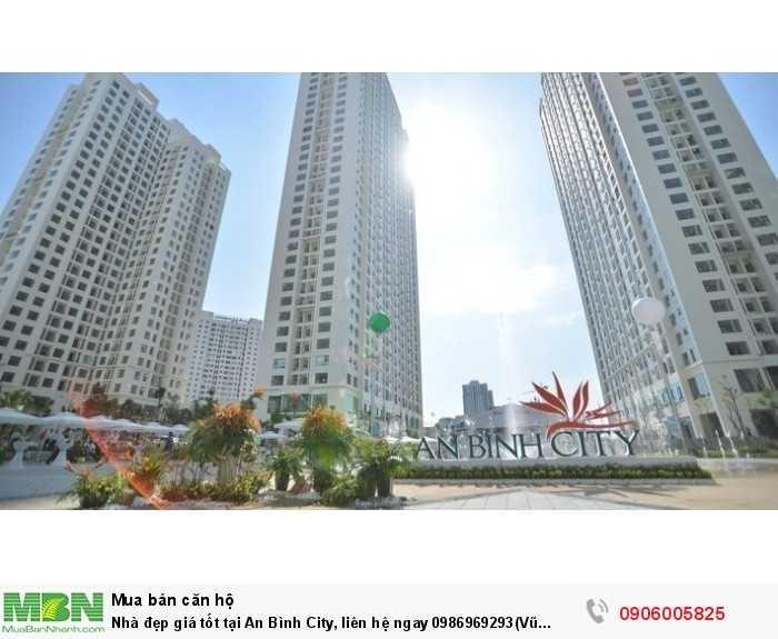Nhà đẹp giá tốt tại An Bình City,