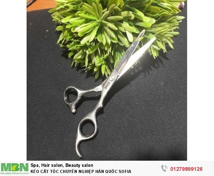 Kéo cắt tóc chuyên nghiệp hàn quốc sofia0