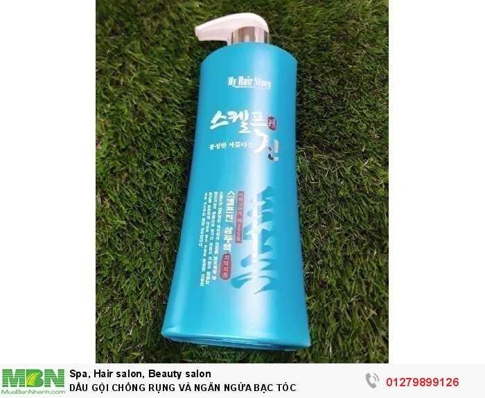Dầu gội  chống rụng và ngăn ngừa bạc tóc2