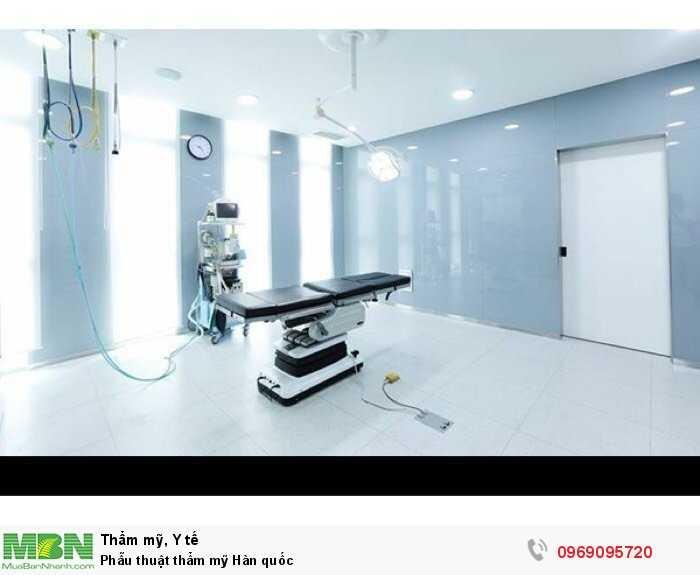 Phẫu thuật thẩm mỹ Hàn Quốc