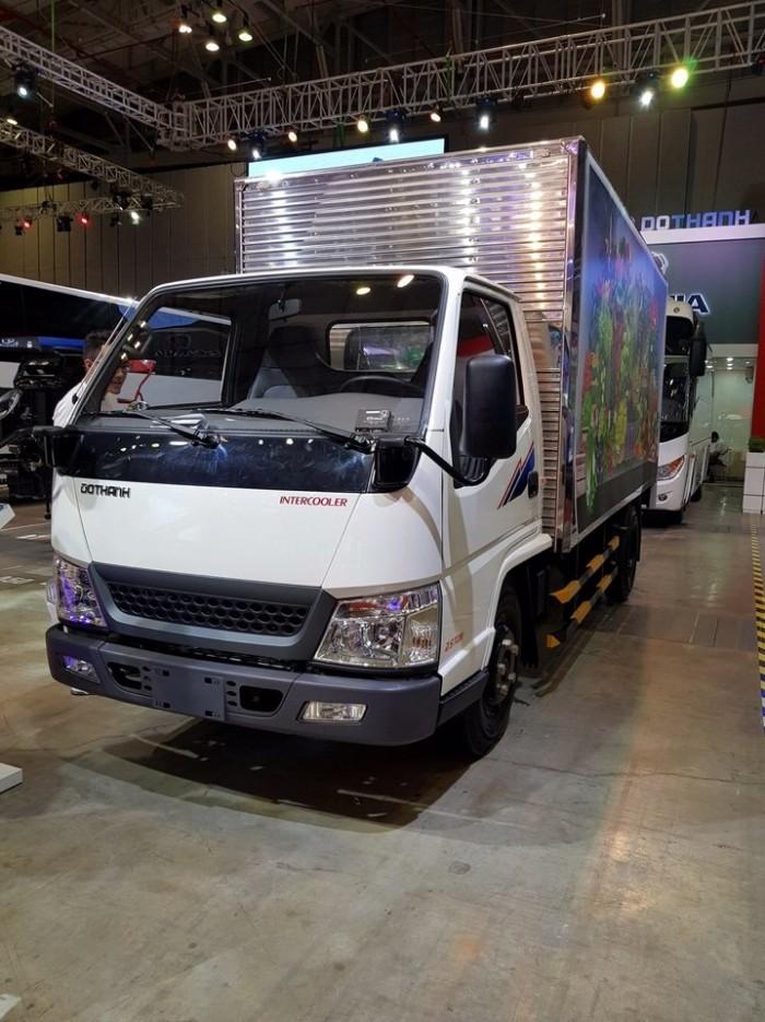 Xe tải Hyundai IZ49 thùng kín inox, tải 2.5 tấn, trả trước 80 triệu, giao xe ngay - Gọi 0978015468 (Mr Giang 24/24)