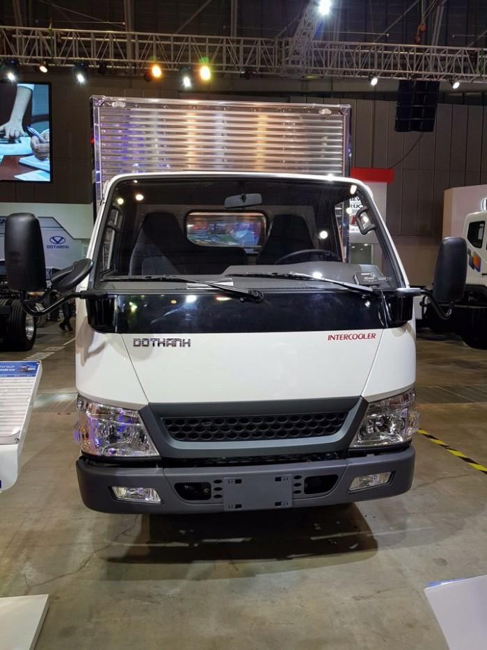 Khuyến mãi mua xe tải Hyundai IZ49 thùng kín inox, tải 2.5 tấn, trả trước 80 triệu, giao xe ngay - Gọi 0978015468 (Mr Giang 24/24)
