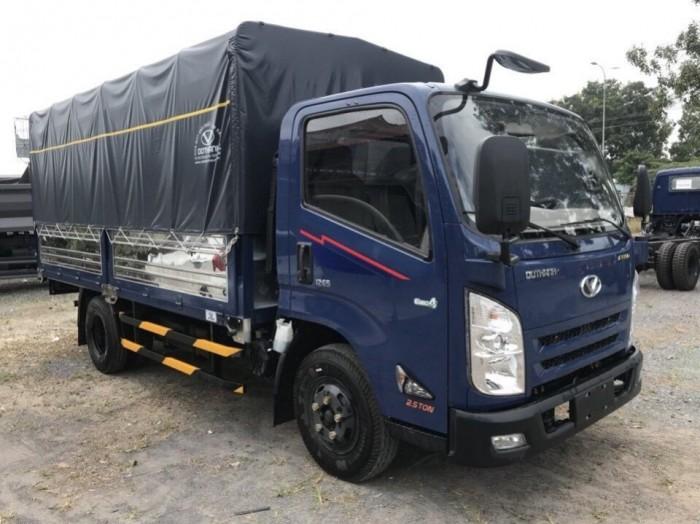 Xe tải Đô Thành IZ65 Gold, thùng mui bạt, tải trọng 2.5 tấn - Trả trước 80 triệu - Giao xe ngay