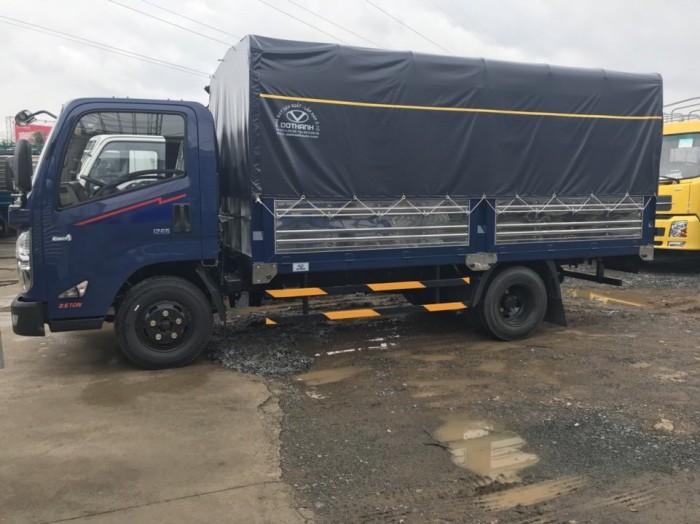 Mua xe tải Đô Thành IZ65 Gold, thùng mui bạt, tải trọng 2.5 tấn - Trả trước 80 triệu - Giao xe ngay - Gọi 0978015468 (Mr Giang 24/24)