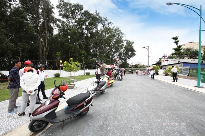 Đất nền dự án khu dân cư Thiên Phúc
