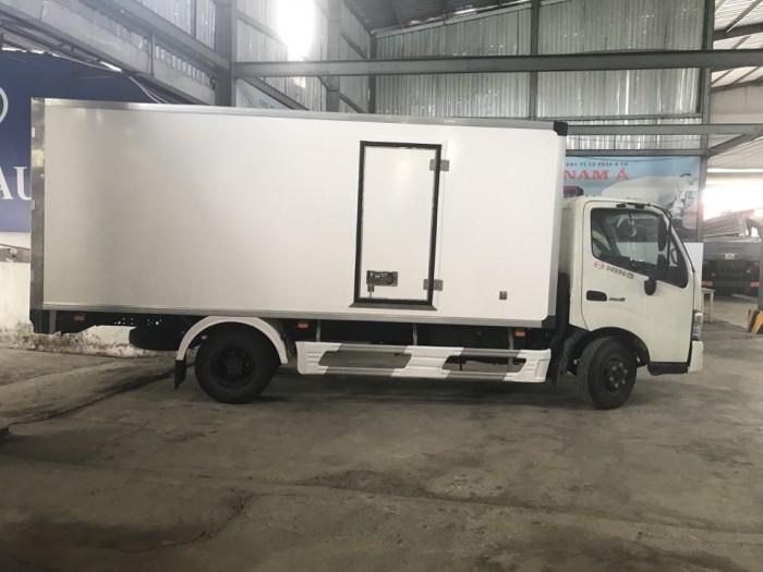 Bán xe tải Hino 300 SERIES thùng đông lạnh, trả trước 100 triệu giao xe ngay - Gọi 0978015468 (Mr Giang 24/24)