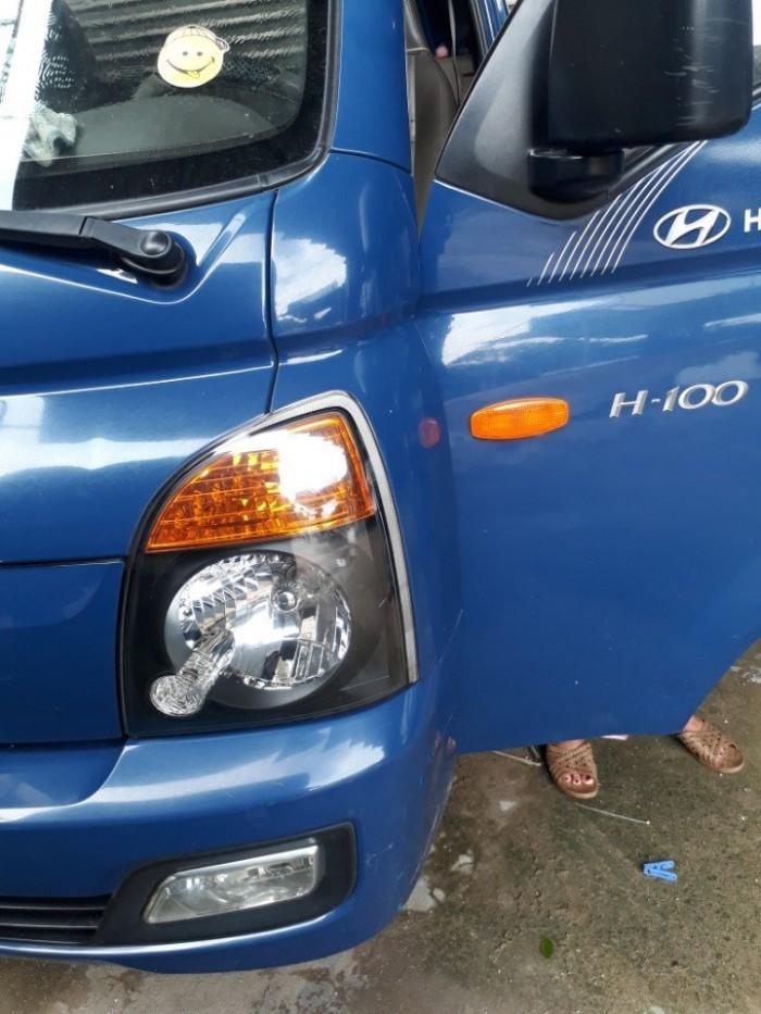 Mua xe tải Hyundai H150 thùng mui bạt, tải 1 tấn, trả trước 50 triệu giao xe ngay - Gọi 0978015468 (24/24)