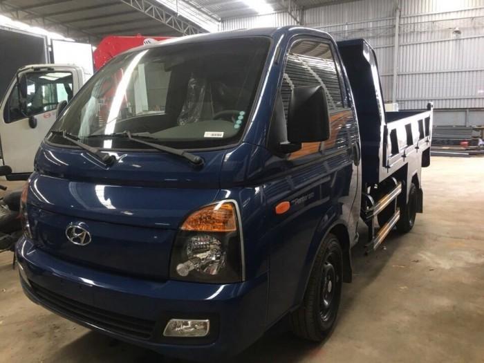 Bán xe tải Hyundai H150 1.5 tấn, thùng lửng, trả trước 50 triệu - Giao xe ngay