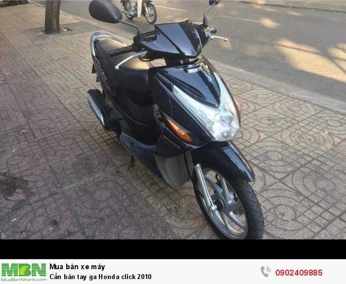 Cần bán tay ga Honda click 2010