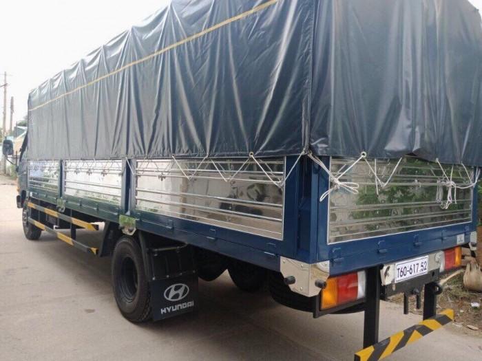 Xe tải Hyundai HD120SL 8.5 tấn, thùng mui bạt dài 6m3, trả trước 100 triệu - GIAO XE NGAY - Gọi 0978015468 (Mr Giang 24/24)