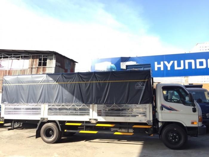 Mua xe tải Hyundai 8.5 tấn, thùng mui bạt - GIAO XE NGAY - GỌI 09780154568 (Mr Giang 24/24)