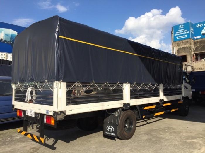 Bán xe tải Hyundai 8.5 tấn, thùng mui bạt - GIAO XE NGAY - GỌI 09780154568 (Mr Giang 24/24)