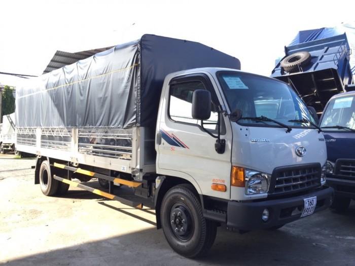 Hyundai 8.5 tấn, thùng mui bạt - GIAO XE NGAY - GỌI 09780154568 (Mr Giang 24/24)