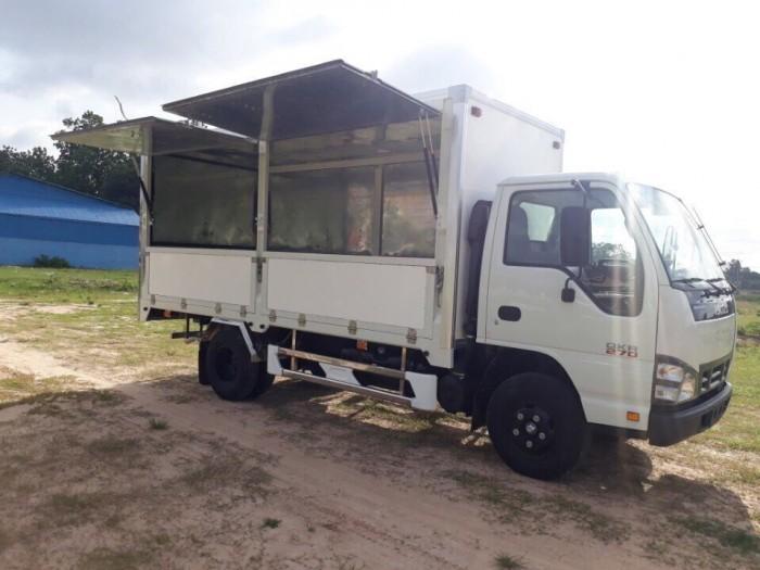 Bán xe tải ISUZU thùng cánh dơi bán hàng lưu động - Gọi 0978015468 (Mr Giang 24/24)