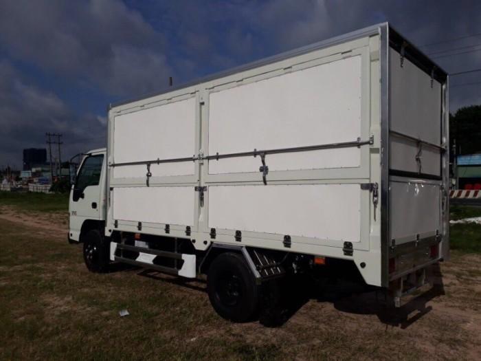 Khuyến mãi mua xe tải ISUZU thùng cánh dơi bán hàng lưu động - Gọi 0978015468 (Mr Giang 24/24)