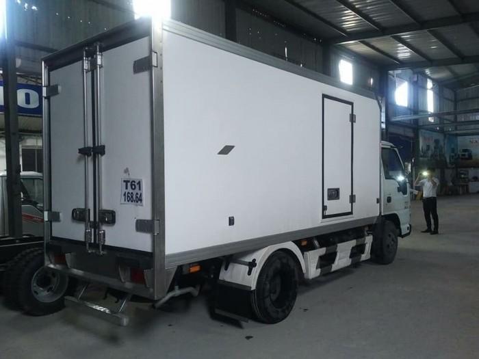 Mua xe tải ISUZU 2.4 tấn, thùng đông lạnh - Trả trước 100 triệu, giao xe ngay - GỌI 0978015468 (Mr Giang 24/24)