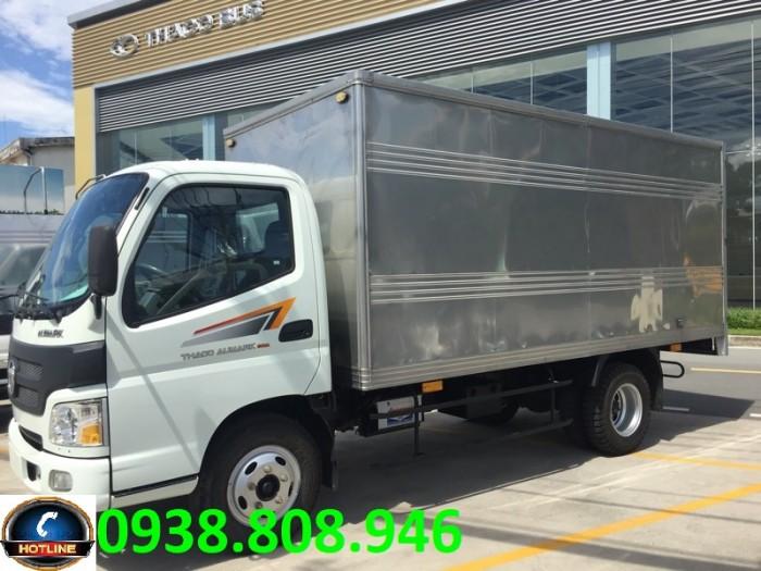 Bán xe tải Thaco 4,9 tấn đời 2016 hỗ trợ vay ngân hàng