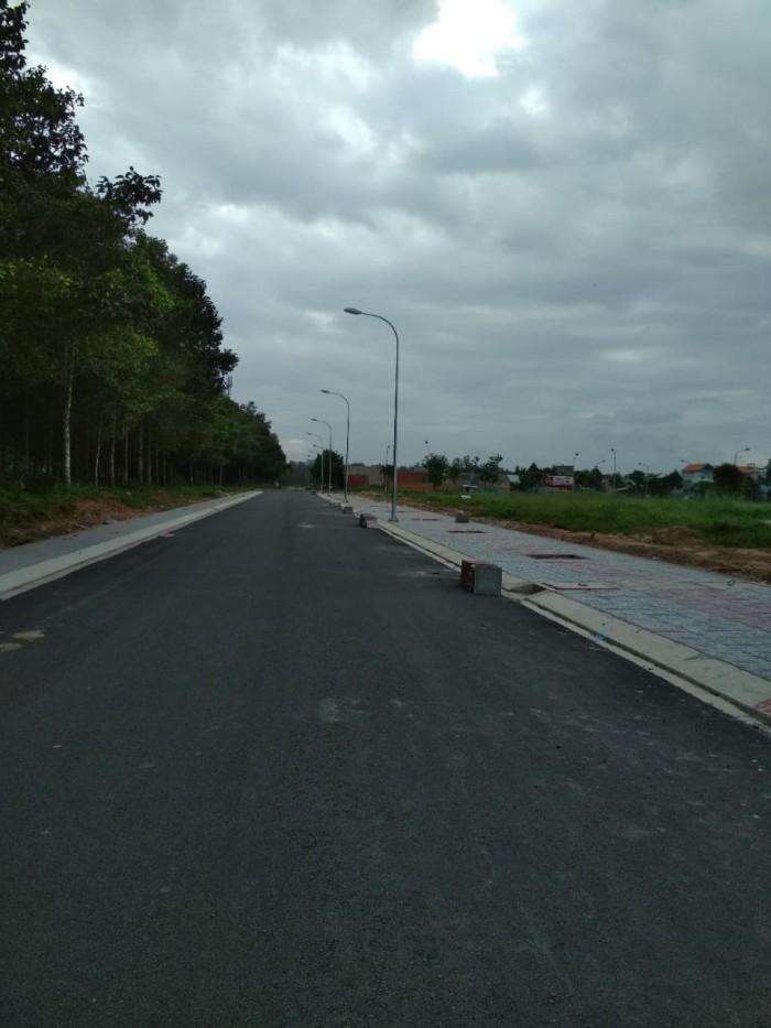 Bán đất Khu đô thị mới Vũng Tàu giá 270tr/nền