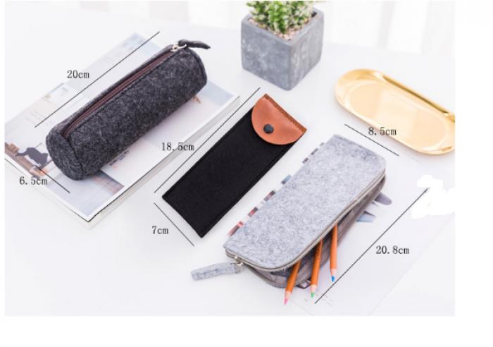 Túi đựng bút viết - túi đựng bút in logo- quà tặng doanh nghiệp5