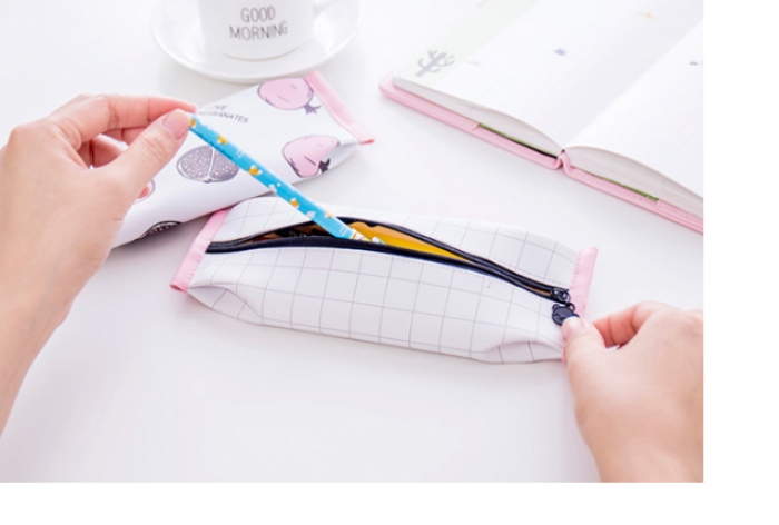 Túi đựng bút viết - túi đựng bút in logo- quà tặng doanh nghiệp3