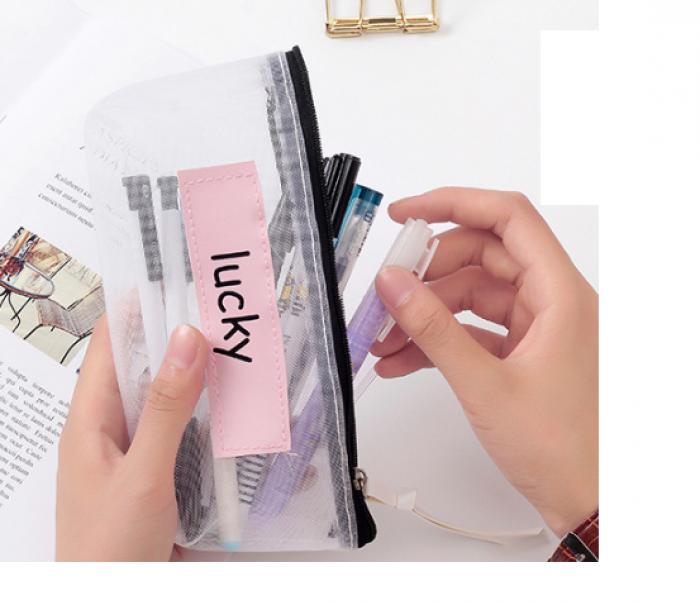 Túi đựng bút viết - túi đựng bút in logo- quà tặng doanh nghiệp2