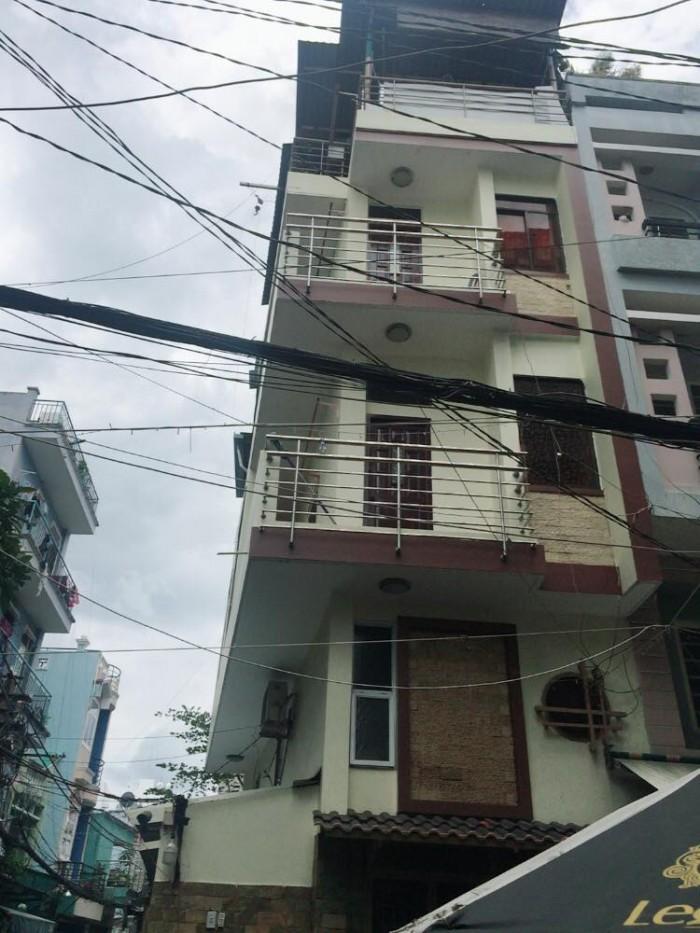 Bán Nhà Đẹp một đời chủ  5 tầng, cần bán gấp Trần Văn Đang , 50m