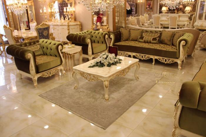 sofa phong cách châu âu5