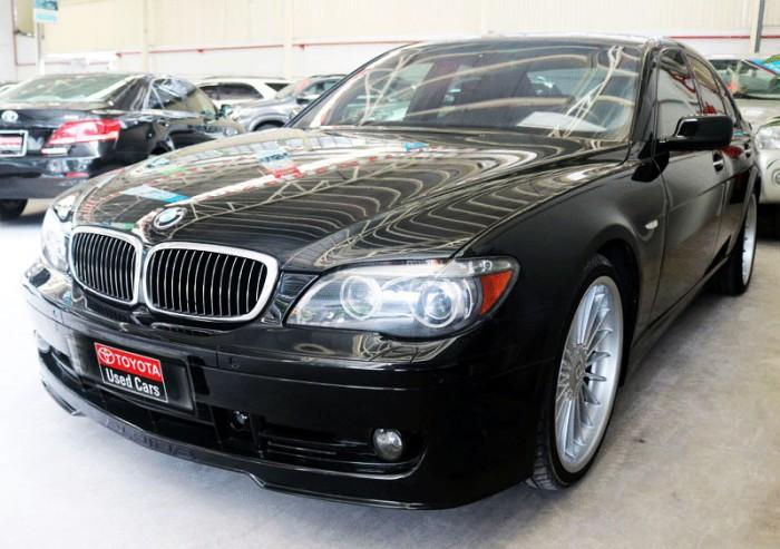 Bán BMW B7 2007 cũ, giá thương lượng, có trả góp
