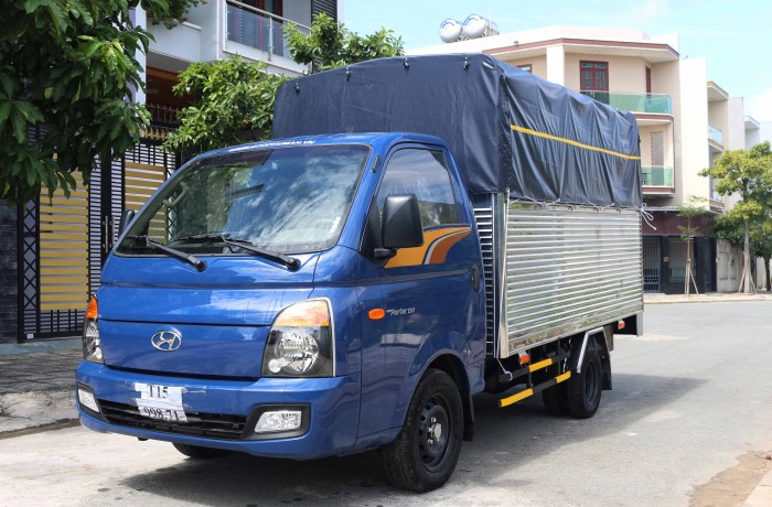 Hyundai Porter sản xuất năm 2018 Số tay (số sàn) Xe tải động cơ Dầu diesel