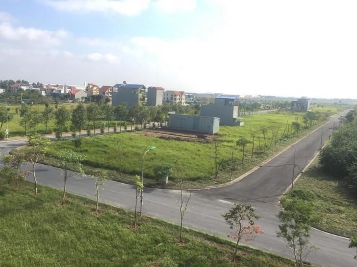 Bán 100m2 đất cạnh khu đô thị Thăng Long II Phố Nối, Hưng Yên