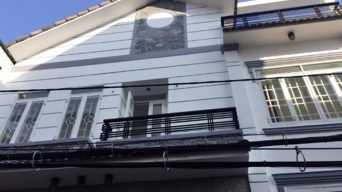 Bán nhà HXH đường Phạm Văn Bạch phường 15 quận Tân Bình