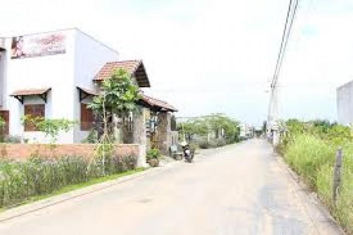 Bán Gấp Lô Đất Thổ Cư Tại Xã Long Định, Cần Đước, Dt: 100M2 Giá 670 Triệu/nền