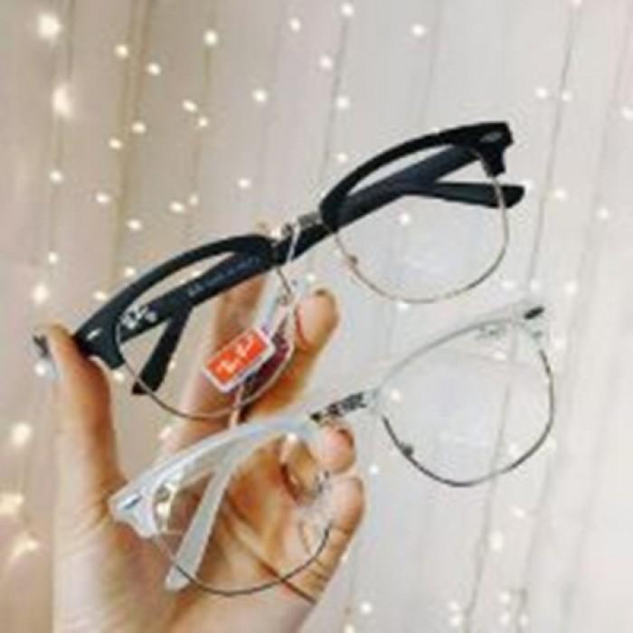 Mắt Kính Giả Cận Style Korea + Tặng kèm túi đựng kính4