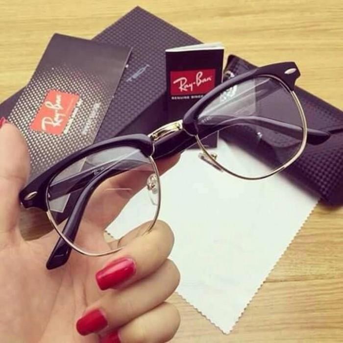 Mắt Kính Giả Cận Style Korea + Tặng kèm túi đựng kính2
