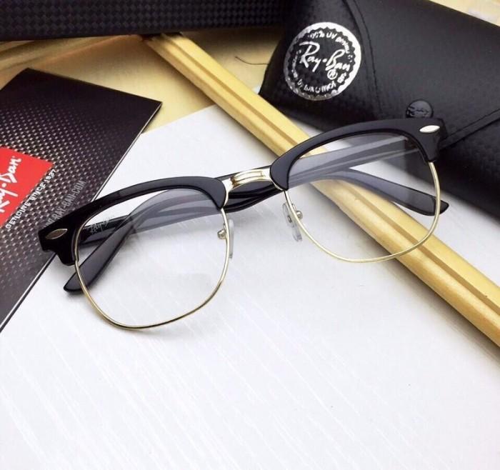 Mắt Kính Giả Cận Style Korea + Tặng kèm túi đựng kính0