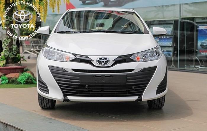 Bán xe Toyota Vios 1.5E 2018 - 2019 - Giá cực Tốt, Ưu đãi lớn, xe giao ngay