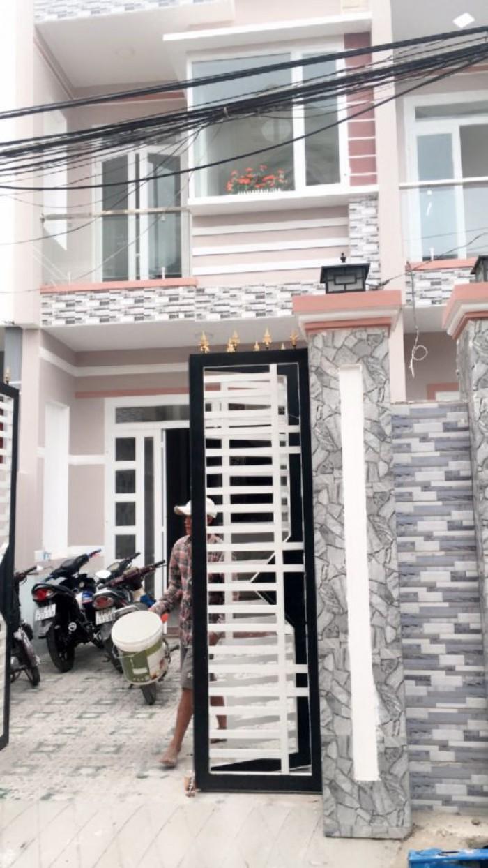 Bán nhà mặt tiền DT743, Bình Chuẩn, Bình Dương