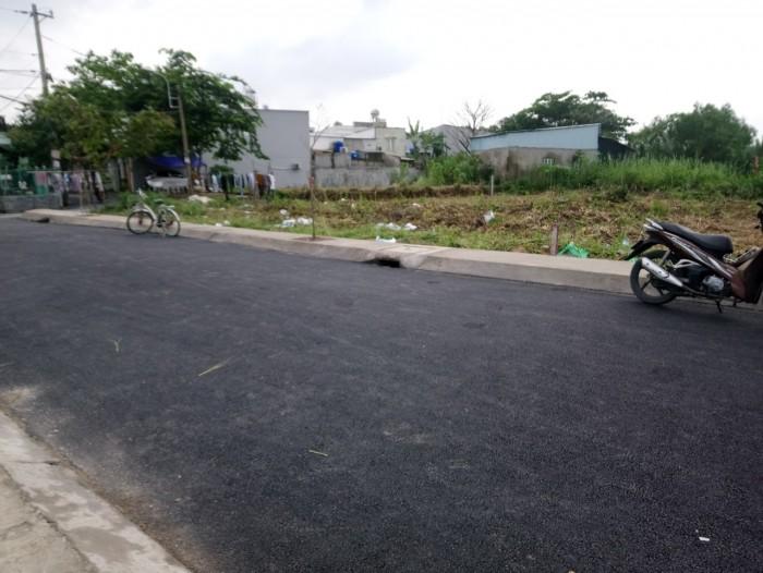 Cần bán lô đất 80m2 đất thổ cư đường Nguyễn Bình, Nhơn Đức, Nhà Bè.