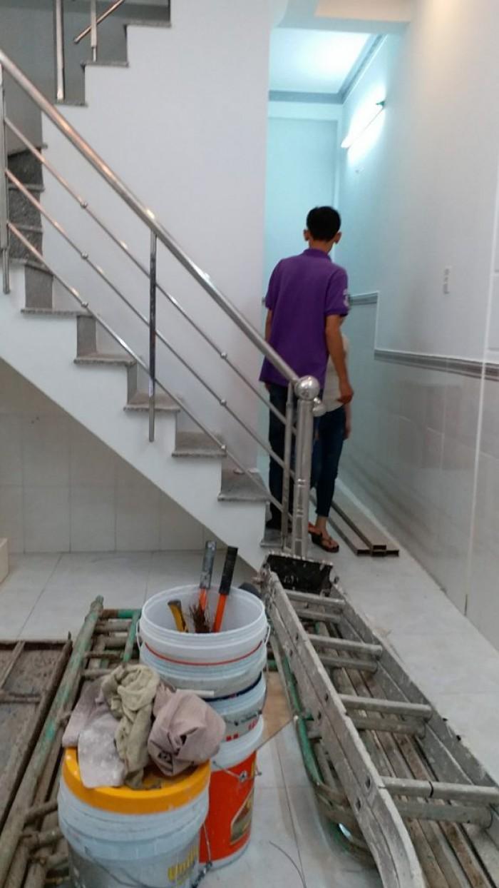 Nhà đồng sở hữu hẻm 2056 Huỳnh Tấn Phát, Nhà Bè, Tp.HCM Dt 39m2