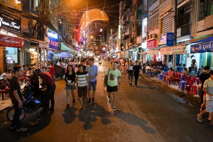 Bán khách sạn MT Phạm Ngũ Lão, Q1, 3,5mx13m