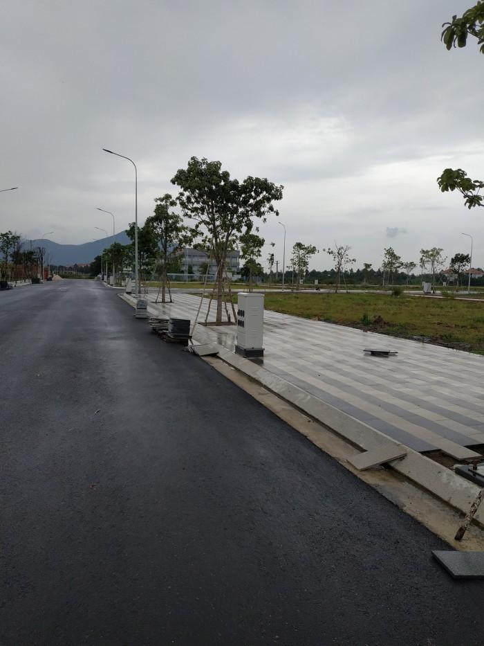 Bán đất dự án Long Điền Center đường Phạm Hữu Chí, TP Bà Rịa DT 5*25