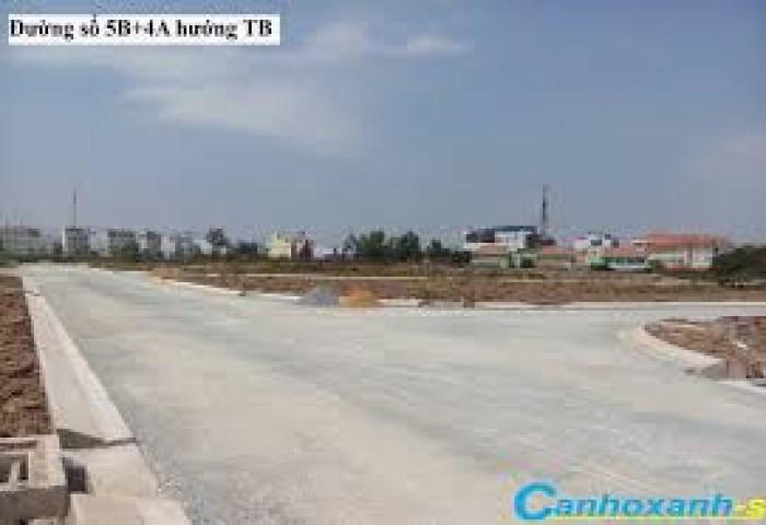 Bán Đất MT Đồng Văn Cống, Q2. 85m2, SHR