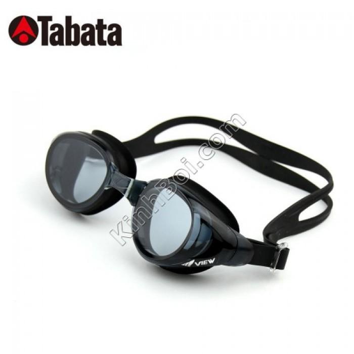 Kính Bơi Nhật Tabata V800 Đen0