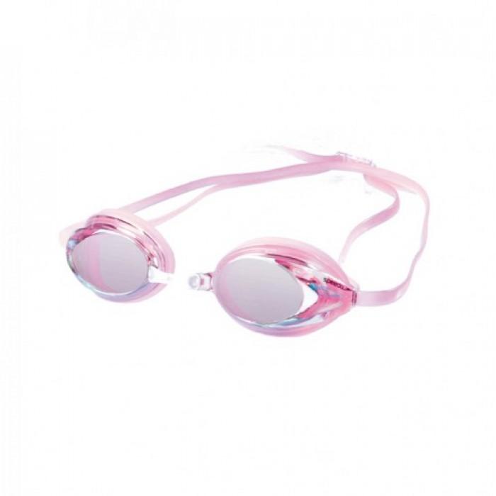 Kính Bơi Cận Speedo Vanquisher Optical Mắt Hồng Tráng Gương Dây Trắng 2.0-7.0 diop0